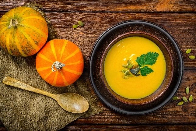 Супа от тиква при диабет