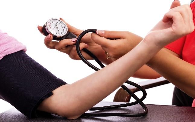 Контролиране на кръвното налягане